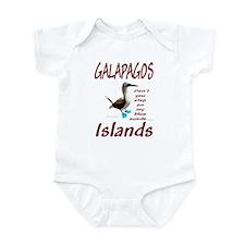 Galapagos Islands-Infant Creeper
