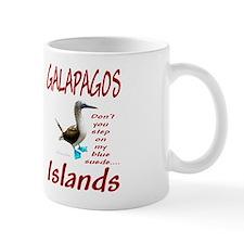 Galapagos Islands-Small Mug