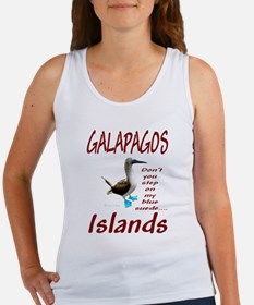 Galapagos Islands-Women's Tank Top