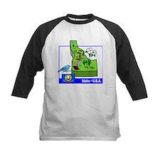 Idaho Map Tee