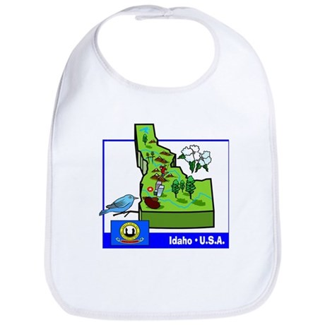 Idaho Map Bib