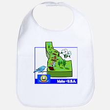Idaho Map Bib