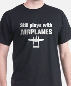 StillPlays-P-38_W T-Shirt
