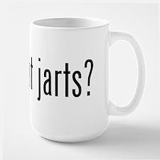 got jarts? Mug