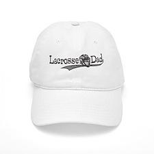 Lacrosse Dad Helmet Baseball Cap