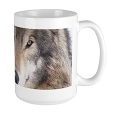Wolf Gaze Coffee Mug