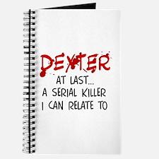 'Dexter Morgan' Journal