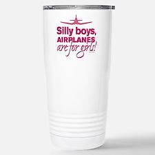 Silly Boys Corsair Stainless Steel Travel Mug