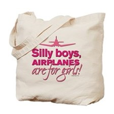Silly Boys Corsair Tote Bag