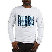 BlueBlackForLight Long Sleeve T-Shirt