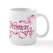 Women Fly Mug