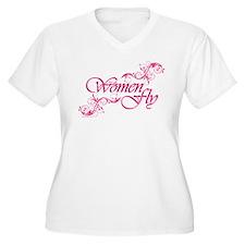 Women Fly T-Shirt