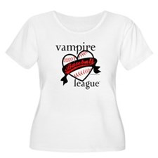 Vampire Baseball League TM (Heart) - Cullen 09 Wom