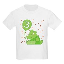 Baby Dino 3rd Birthday T-Shirt