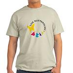 Live Butterflies Light T-Shirt