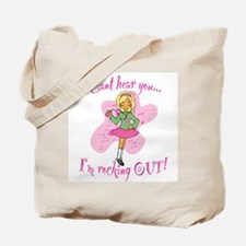 Rocking Out! Tote Bag