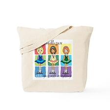 Poodlesox Classic Tote Bag