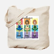 Poodlesox Classic Tote Bag