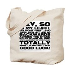 It's a Set-Up! Tote Bag