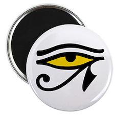 Yellow-fill Eye Magnet