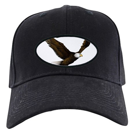 American Eagle Black Cap