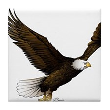 American Eagle Tile Coaster