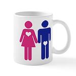 Men Vs. Women Mug