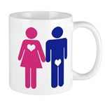 Men Vs. Women Mug