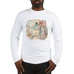 Walter Crane Long Sleeve T-Shirt