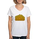 Good Day Sunshine Women's V-Neck T-Shirt