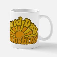 Good Day Sunshine Small Small Mug