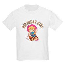 Cowkid's Birthday Girl T-Shirt
