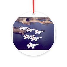 Thunderbirds Ornament (Round)