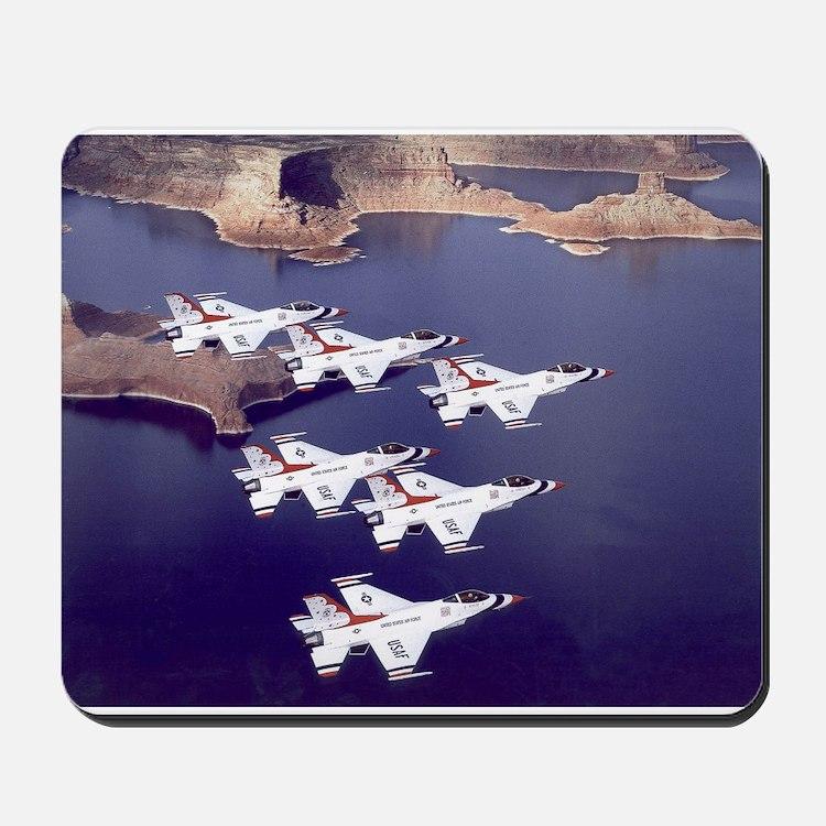 Thunderbirds Mousepad