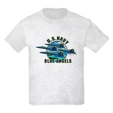 BLUE ANGLES YOUTH TEE