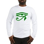 Green Eye Long Sleeve T-Shirt