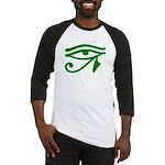 Green Eye Baseball Jersey