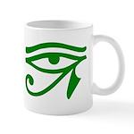 Green Eye Mug