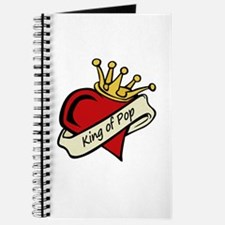 King of Pop Journal