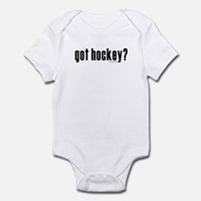 got hockey? Infant Bodysuit