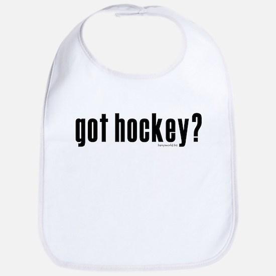 got hockey? Bib