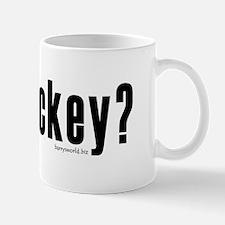 got hockey? Mug