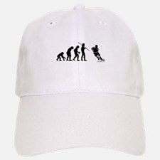 Hockey Evolution Baseball Baseball Cap