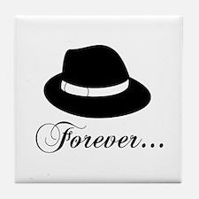 Michael Forever Tile Coaster