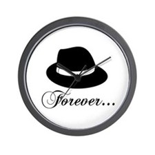 Michael Forever Wall Clock