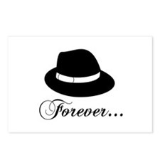 Michael Forever Postcards (Package of 8)