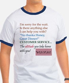 Funny call center T