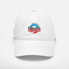 Obama Manure Baseball Baseball Cap