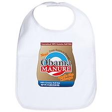 Obama Manure Bib