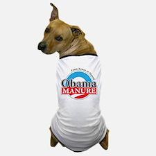 Obama Manure Dog T-Shirt